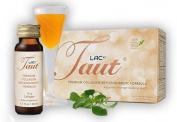 Taut Premium Collagen Replenishment Formula (Box of 8 Bottles, 50ml Each) by LAC