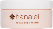 Sugar Body Polish by Hanalei Beauty Company (Cruelty-free) Net Weight 140g