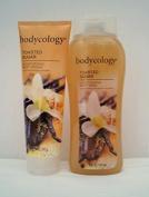 Bodycology Toasted Sugar Moisturising Body Cream & Body Wash Bundle