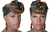 She Is Royal African Headwrap