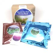 Ancient Sunrise® Henna For Hair Warm Black Kit