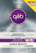 qilib Regrowth Plus Revitalization Hair System for Men, 4.7 Fluid Ounce