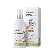 Cleomee Dr.donkey Minimal Bath & Shampoo 300ml, All Skin Type,hair & Body Moisturising,donkey Milk+natural EGF Contain