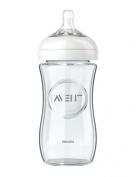 Avent Natural Glass Bottle, 240ml