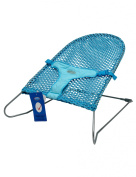 Babyhood Safety Mesh Bouncer, Turquoise