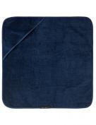 Mum 2 Mum Hooded Towel, Navy