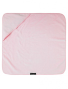 Mum 2 Mum Hooded Towel, Baby Pink