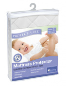 Protect-A-Bed Quilted Cot Mattress Protector