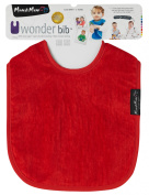 Mum 2 Mum Wonder Bib, Red