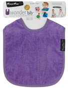 Mum 2 Mum Wonder Bib, Purple
