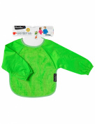 Mum 2 Mum Long Sleeve Wonder Bib, Lime