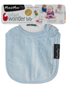 Mum 2 Mum Infant Wonder Bib, Light Blue