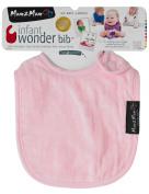 Mum 2 Mum Infant Wonder Bib, Light Pink