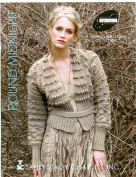 S. Charles Collezione Fall Collection - Round Midnight, Fall/Winter 2010 Knitting Pattern Book