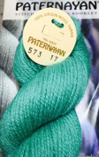 Paternayan Needlepoint 3-ply Wool Yarn-Colour-573-TURQUOISE