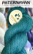 Paternayan Needlepoint 3-ply Wool Yarn-Colour-521-TEAL BLUE