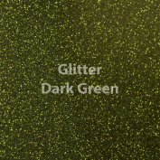 Siser Glitter Heat Transfer Vinyl 50cm x 30cm Sheet