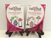 Heartfelt Creations Sugar Hollow Hangout Bundle Die + Stamp, HCD1-784+HCPC3714