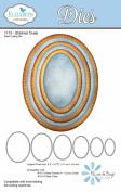 Stitched Ovals