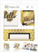 Project Life Be Fearless Mini Value Kit