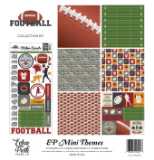 Echo Park Paper Company Football Collection Kit