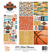 Echo Park Paper Company Basketball Collection Kit