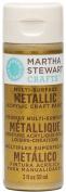 Martha Stewart Metallic Acrylic Craft Paint 60ml-Gold