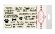 The Stamps of Life Clear Stamps, treats4cookie