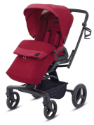 Inglesina Quad Stroller, Intense Red