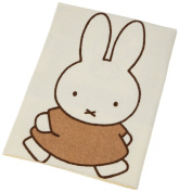 Nishikawa Living Bruna taking and Miffy waterproof sheets 70 ~ 120cm Brown 15,748,535,033