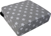 Softimage Star height adjustment for children cushion grey ~ white