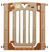 Japan childcare smart gate II Smart Gate 2 mounting width 67 ~ 91cm ~ depth 3 ~ height 91cm 5014045001 6 months to 24 months subject door retractable bracing gate
