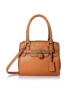 SOCIETY NEW YORK Women's Mini Bag, Cognac