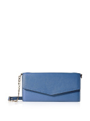 SOCIETY NEW YORK Women's Wallet On Chain, Navy