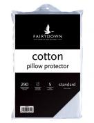 Fairydown Cotton Pillow Protector