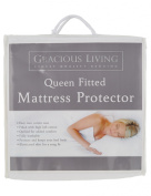 Gracious Living Mattress Protector Fitted