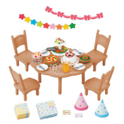 Sylvanian Families 2932 Party Set
