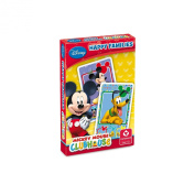 Mickey Club House - Happy Families Game