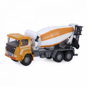 Damara Boy's Party Supplies Cement Mixer Truck Toys,Yellow