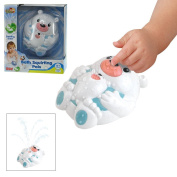 Happy Kid Toy Group Squirting Polar Bear Bath Pal