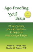 Age-Proofing Your Brain