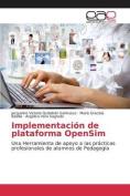 Implementacion de Plataforma Opensim [Spanish]
