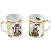 Tiger Raj Coffee Mug