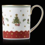 Bone China My Noel Christmas Holiday Collection Marine Coffee Mug Cup