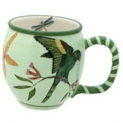 Parrotdise Parrot Coffee Tea Mug