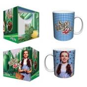 Coffee Mug - Wizard of Oz Dorothy with Poppies