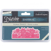 Crafter's Companion Floral Dance Die'sire Edge'ables Cutting & Embossing Die