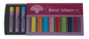 Lively Colours Dorso Crayons