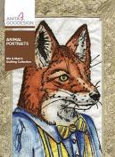 Anita Goodesign Embroidery Designs Animal Portraits