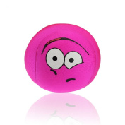 Sunward Lovely Colourful Small Smiley Emoticon Round Cushion Pillow Stuffed Soft Toy Gift Car Home Office Accessory